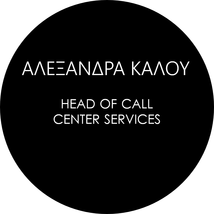 head of call center services